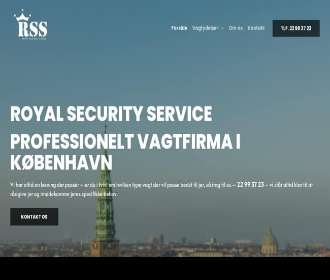 Royal Security Service